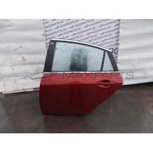 Задна лява врата за Mazda 6 ЦЕНАТА Е ЗА НЕОБОРУДВАНА ВРАТА