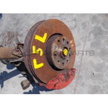 Преден спирачен диск за  VW GOLF 5    brake disc  2.0 TDI