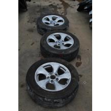 Алуминиеви джанти и гуми за BMW E90; E91    215/60 R16