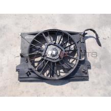 Перки охлаждане за MERCEDES BENZ E CLASS  W211   Radiator fan   1137229008    1137328109