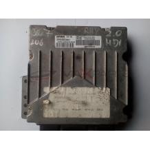 Компютър за PEUGEOT 307  HDI  ECU 5WS40030B-T 5WS40030BT  9646449280