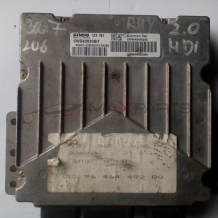 Компютър за PEUGEOT 307  HDI  5WS40030B-T 5WS40030BT  9646449280