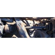 Задна лява полуоска за Audi A4 B7 3.0TDI rear left driveshaft 8E0501203K