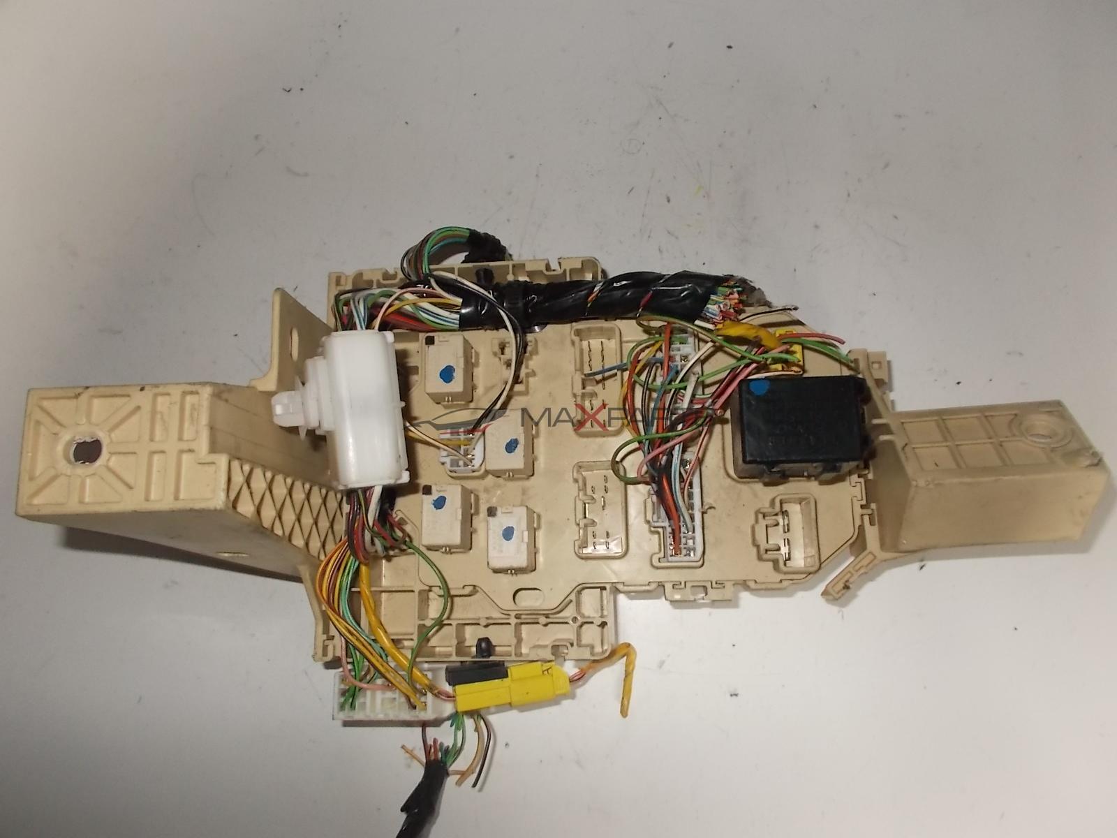 Fiat Sedici Fuse Box Schematic Diagrams Stilo In Boot 36770 79j21 Smart