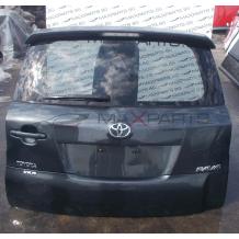 Заден капак за Toyota Rav4 Rear Cover ЦЕНАТА Е ЗА НЕОБОРУДВАН