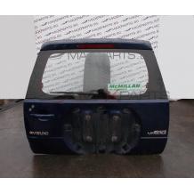 Заден капак за Suzuki Grand Vitara Rear Cover ЦЕНАТА Е ЗА НЕОБОРУДВАН