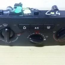 CITROEN C 4 2005 Heater Climate Controls