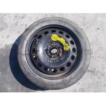 Резервна джанта с гума за VOLVO S60 HANKOOK 125/80R17 SPARE WHEEL