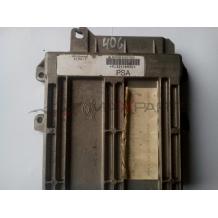 Компютър за PEUGEOT 406 1.8 PETROL  ENGINE ECU 9632116980  SL96-1PSA