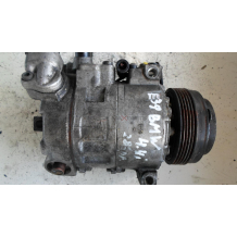КЛИМА КОМПРЕСОР AIR CON PUMP BMW E39 4.4I