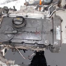 VW PASSAT 6 2.0 TDI 140 Hp BKP ENGINE