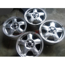 MINI COOPER 15'' ALUMINUM WHEELS