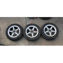 Алуминиеви джанти и гуми за VW    205/55 R16