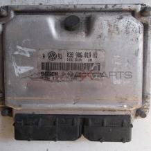 Компютър за VW GOLF 4 1.9TDI ENGINE ECU 038906019HJ 0281010977