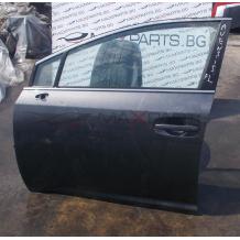 Предна лява врата за Toyota Avensis ЦЕНАТА Е ЗА НЕОБОРУДВАНА ВРАТА