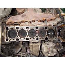 Блок, колянов вал, бутала за LAND ROVER DISCOVERY TD5  ENGINE BLOCK + CRANKSHAFT + PISTONS