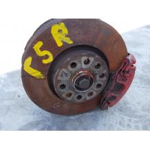 Преден спирачен диск за  VW GOLF 5 2.0 TDI  brake disc