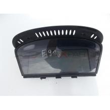 Дисплей навигация NAVI BMW E91 335D  9114361  9114360