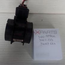 Дебитомер за VOLVO S60 PETROL Air Flow Meter 30611533 5WK9624