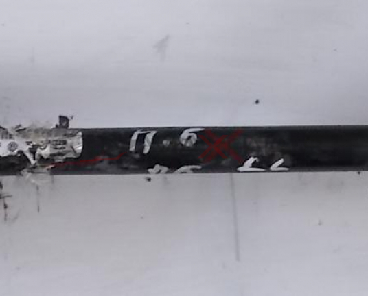 PASSAT 6  2.0 TDI   LEFT DRIVESHAFT