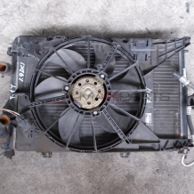 Воден радиатор за RENAULT SCENIC RX4 1.9 DCI