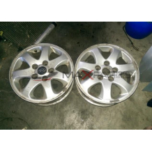 CARENS   15'' ALUMINUM WHEELS
