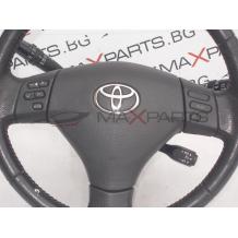 AIR BAG волан за Toyota Avensis STEERING WHEEL AIRBAG