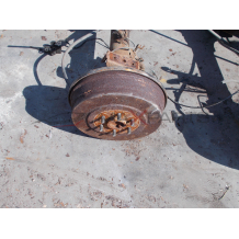 Спирачен барабан за Nissan Navara 2.5 DCI BRAKE DRUM