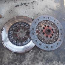Феродов и притискателен диск за VW Golf 5 2.0FSI Friction disk & presure plate