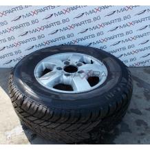 Резервна джанта с гума за Kia Sportage 16