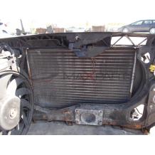 Воден радиатор за AUDI A4 1.9TDI 131HP Radiator engine cooling