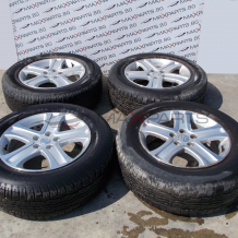 Алуминиеви джанти 17`` за Suzuki Grand Vitara 6.5J ET45 ALUMINUM WHEELS