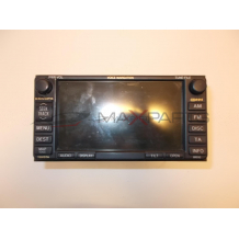 AVENSIS   VOICE NAVIGATION SYSTEM RADIO CD MP3 08662-00910