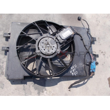 Перки охлаждане за MERCEDES BENZ  A CLASS W169  Radiator fan  1137328294