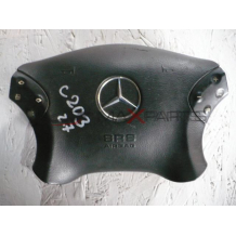 C CL W 203 2004 STEERING WHEEL AIRBAG