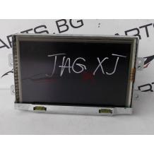 Дисплей за навигация за Jaguar XJ  905 EQ9GW2003 C 4447879